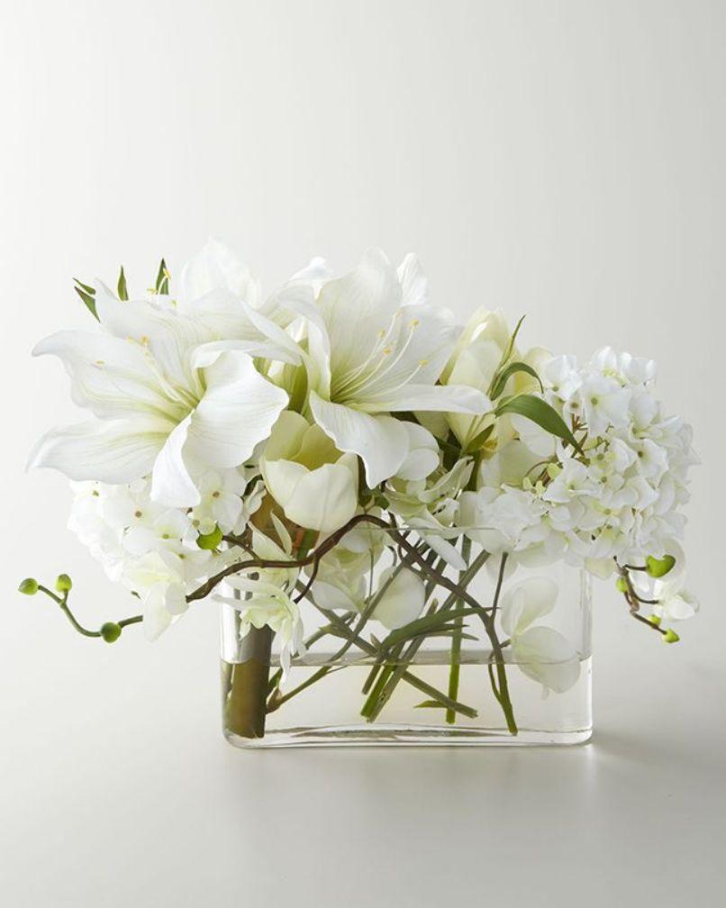 Add Fresh Flowers