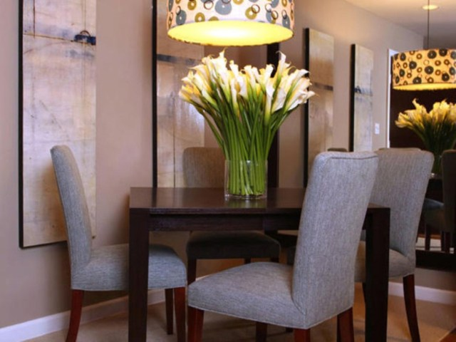 Dining Room From Grubb Design