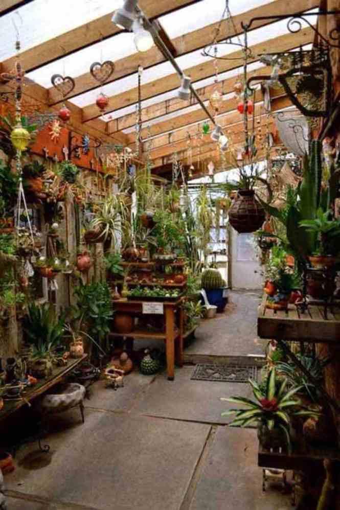 Garden And Sun Room