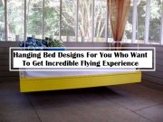 Hanging Bed Designs For You Who Want To Get Incredible Flying Experience