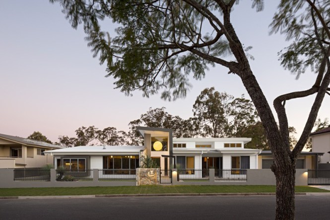 Modern Golf House