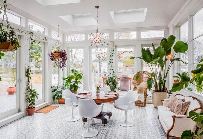 Plants To Decorate Sunroom