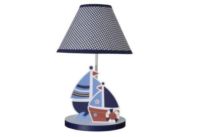 Sail Away Lamp