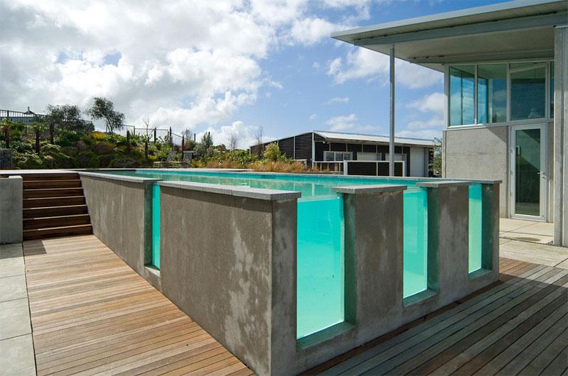 Simple Above Ground Design