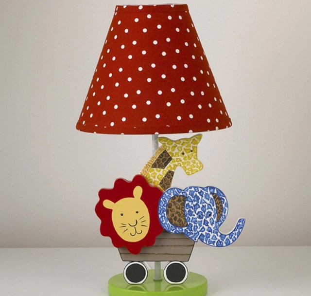 Zoo Table Lamp