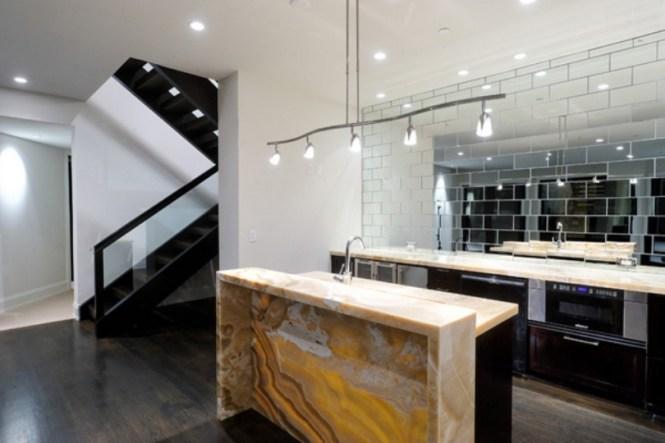 Clean Modern Kitchen With A Twist