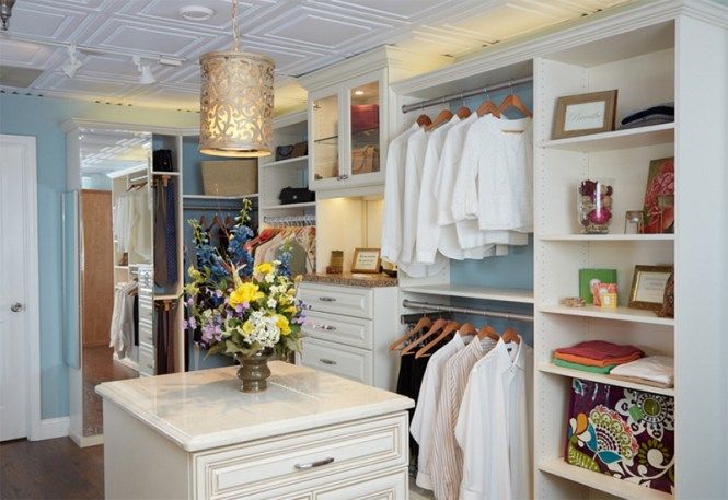 Plenty Of Shelf Space