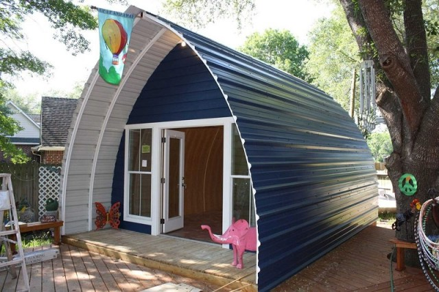 Arched Cabin Kits