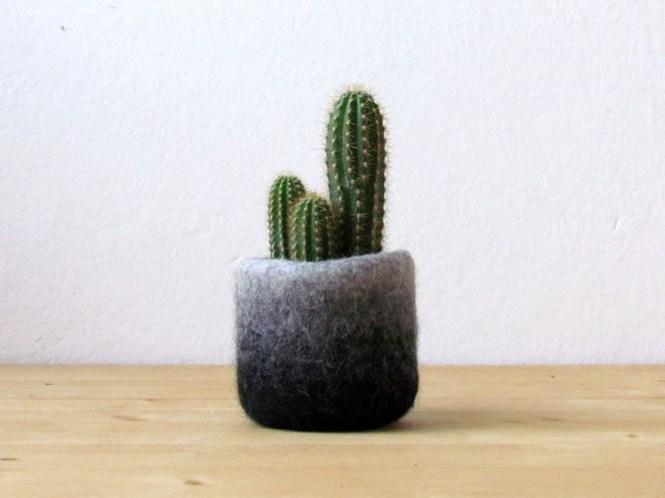 Cubicle Pot