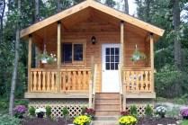 Small Log Cabin