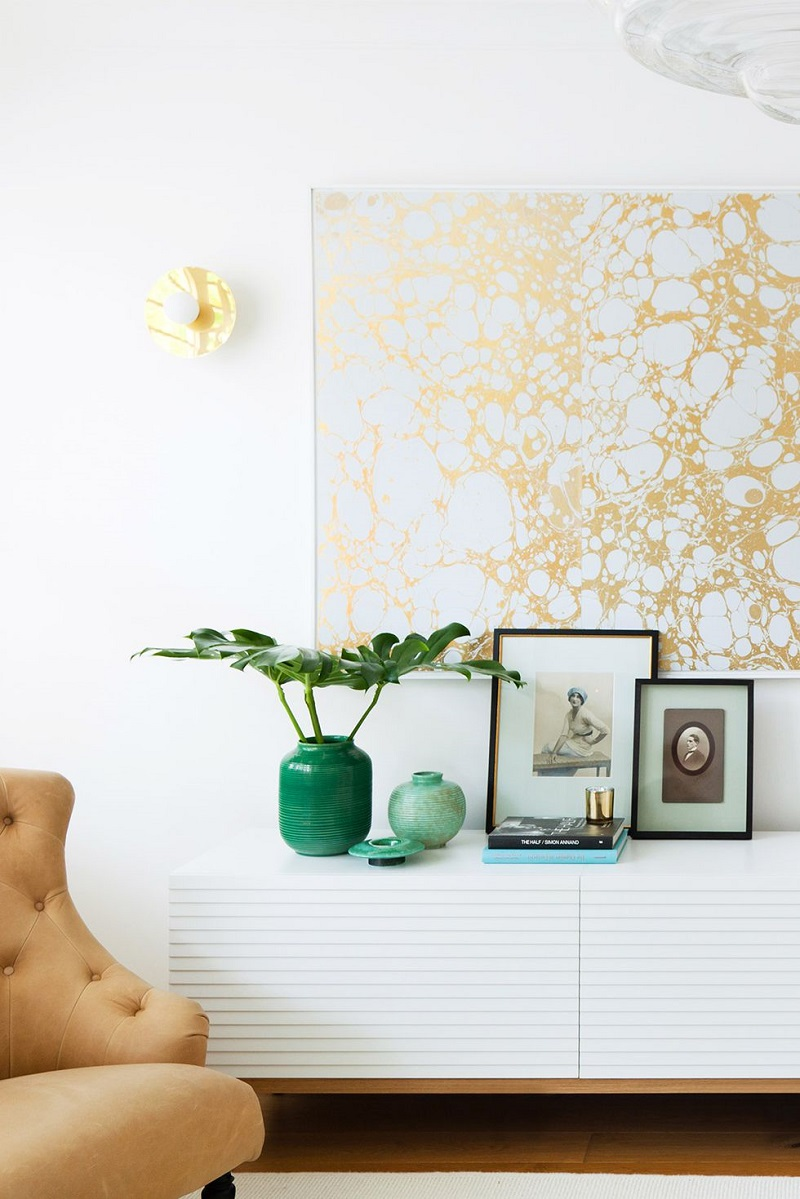 Take As Wall Accent