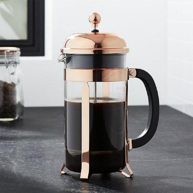 Crate And Barrel French Press