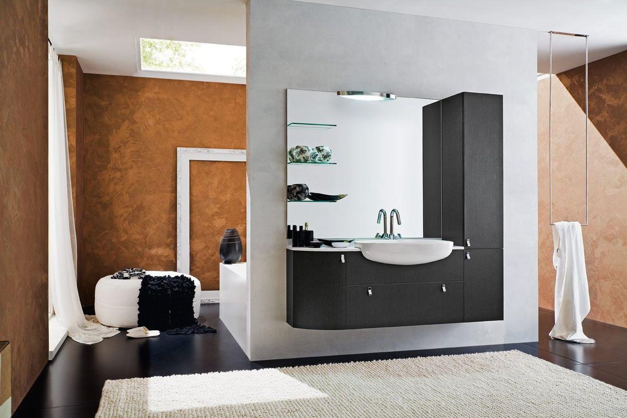 20 Pretty Unique Modern Bathroom Decoration Ideas to Give You a Peaceful Bath Time
