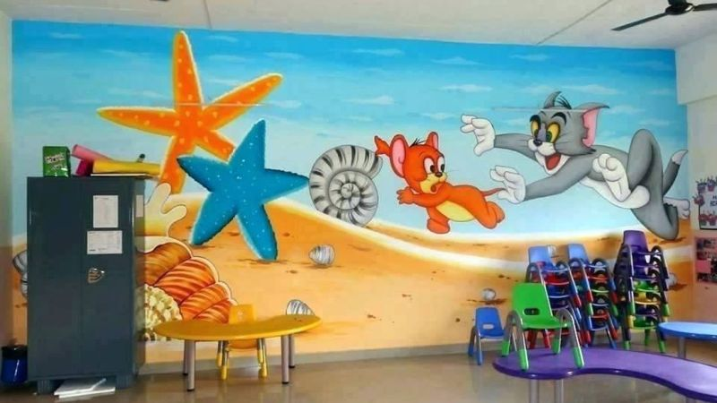 20 Attractive Kindergarten Classroom Decoration Ideas to Make it Look Catchy