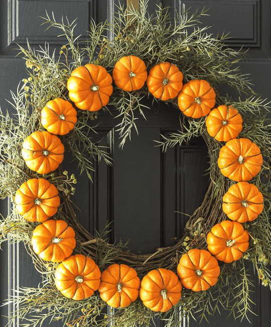 31 Best Wreaths that Will be Perfect for Autumn Celebration