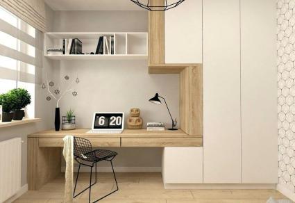 Minimalist Home Office Space Decor Ideas Desk Setup Offices That Sport Simple But Stylish Enchanting Beautiful
