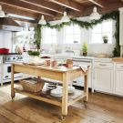 30 Ways to Bring Winter Touches into Your Kitchen