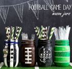 53 Perfect Home Decoration Ideas with Super Bowl Theme