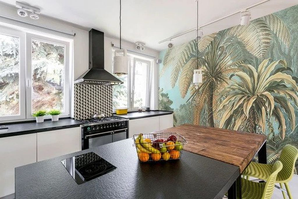 20 Proper Wallpaper to Beautify Your Home Wall Decoration