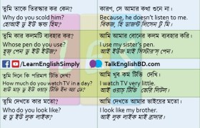 Spoken English Part 02