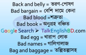 Idioms and Phrases Bangla Part 26