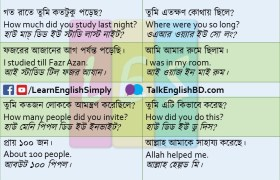 Spoken English Part 15