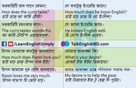 Spoken English Part 18