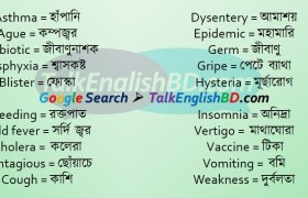 Vocabulary Disease