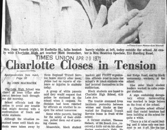 Reflecting on the RCSD's most tumultuous year, 1971