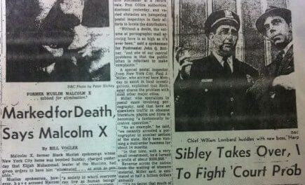 Constance Mitchell recalls Malcolm X's February 1965 visit to Rochester