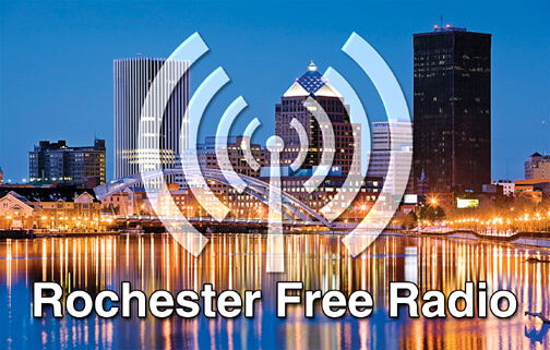Talker of the Town invited for a week to Rochester Free Radio with George Payne on the Broken Spear Vision