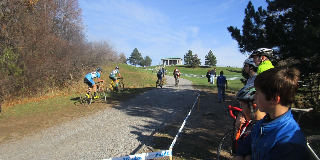 Cobb's Hill welcomes the Ninth Cobb's Hill Cyclocross
