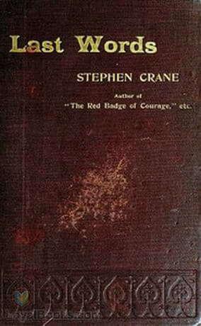 Last-Words-by-Stephen-Crane