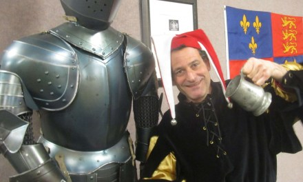 """Our armour all as strong, our cause the best:"" The Golden Age of English history in full splendor at Nazareth's Wilmot Library"