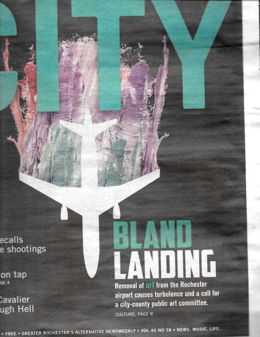 bland landing