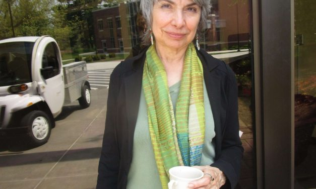 Rethreading the Web: Catherine Keller and the Theology of Entangled Difference: A Report from the Hickey Center's Annual Sacred Texts and Human Contexts Conference at Nazareth College by George Payne