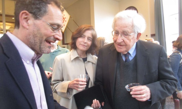 For you, Talker buys the D & C digital archives. And Noam Chomsky