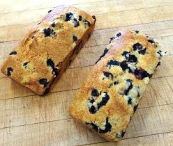 bluberry loaf