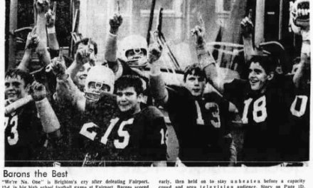 Pygmies of '69 remain Brighton's last undefeated football team