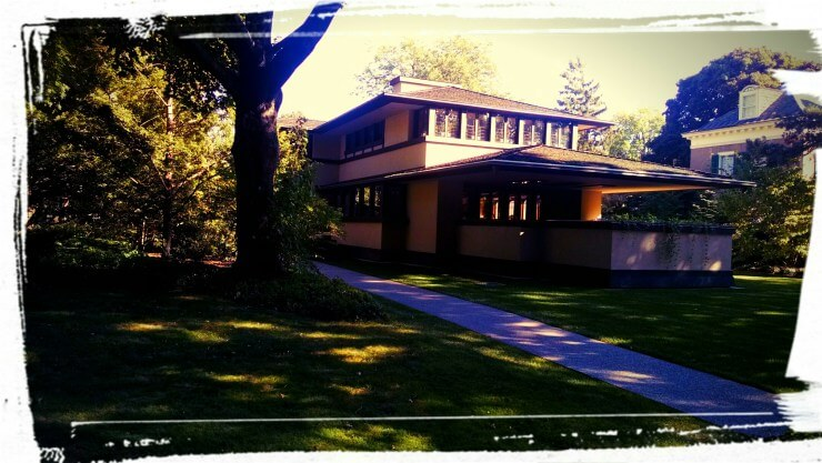 Five Versions of Frank Lloyd Wright's Boynton House