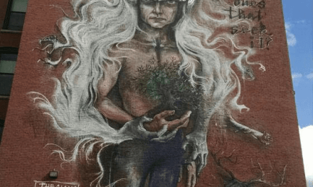 Flower City Street Art