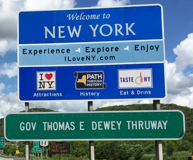 When President Truman campaigned in Rochester en route to his upset win over NY Governor Thomas Dewey