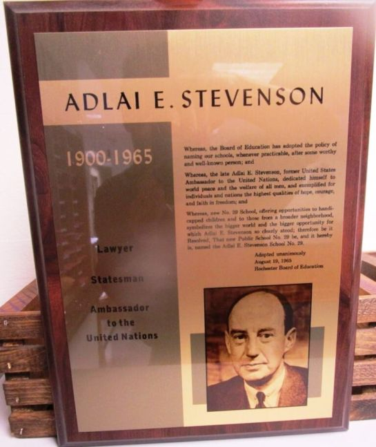 adlai-at-school