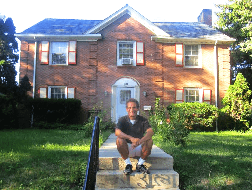 On Dr. Charles T. Lunsford and the house where he entertained Martin Luther King Jr.