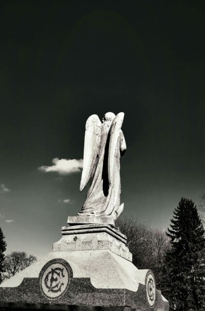 On the Other Side: a montage of Rochester's resting places