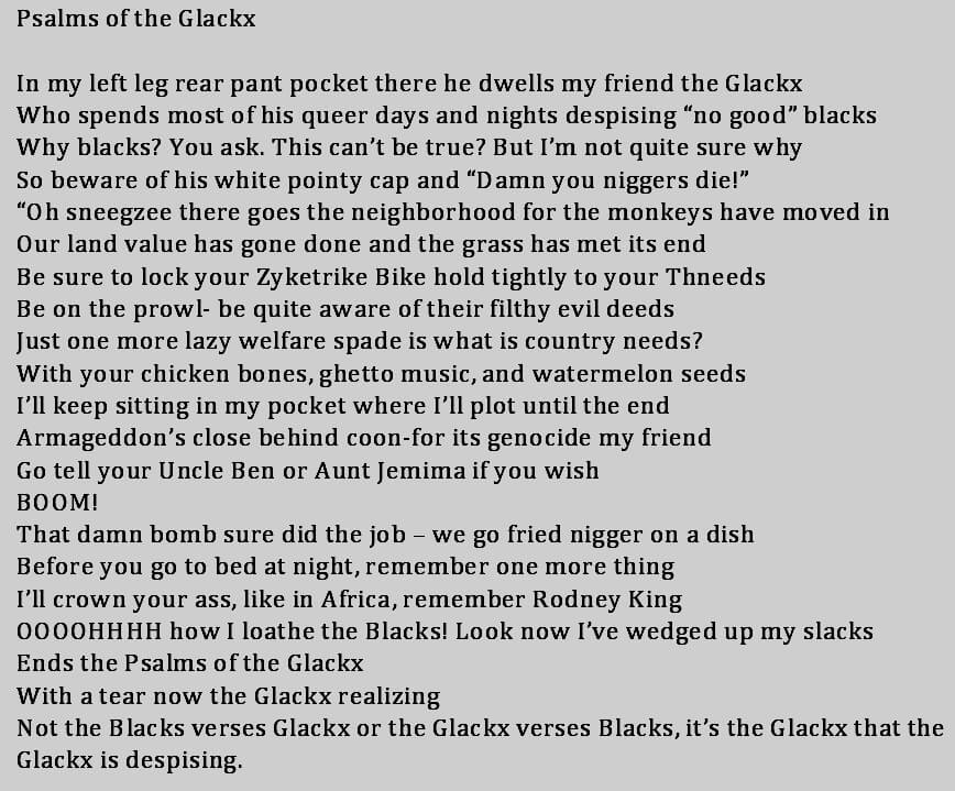 Psalms of the Glackx.docx