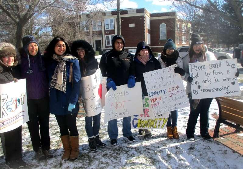 Nazareth students