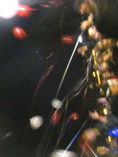 ballons set free