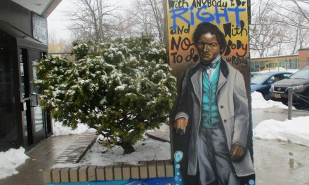 Fred DouglasS gets his due