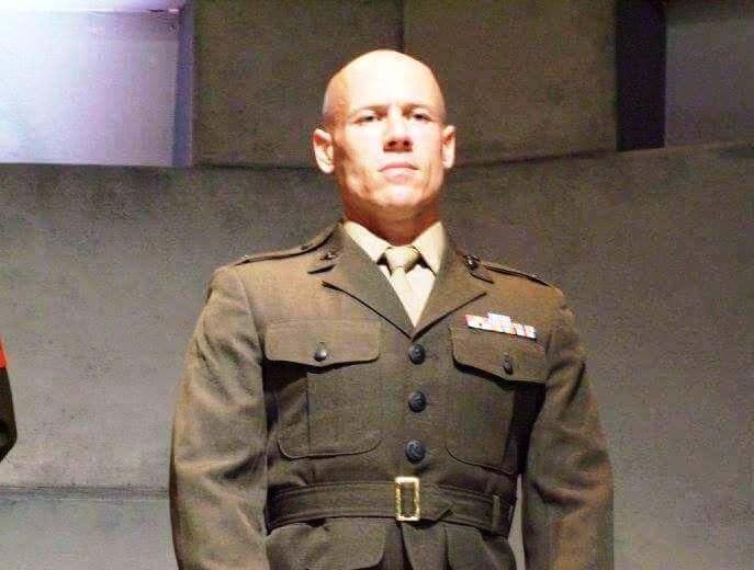 Adam Petzold, A Familiar Face in the Local Theatre Scene.
